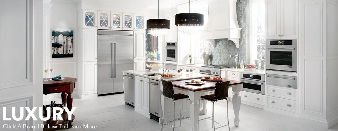 Luxury appliances capital distributing - Luxurious kitchen appliances ...