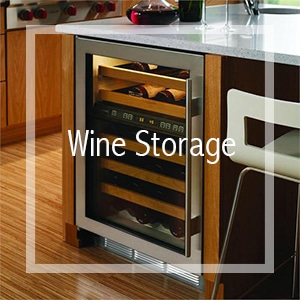 wine storage appliances in Dallas