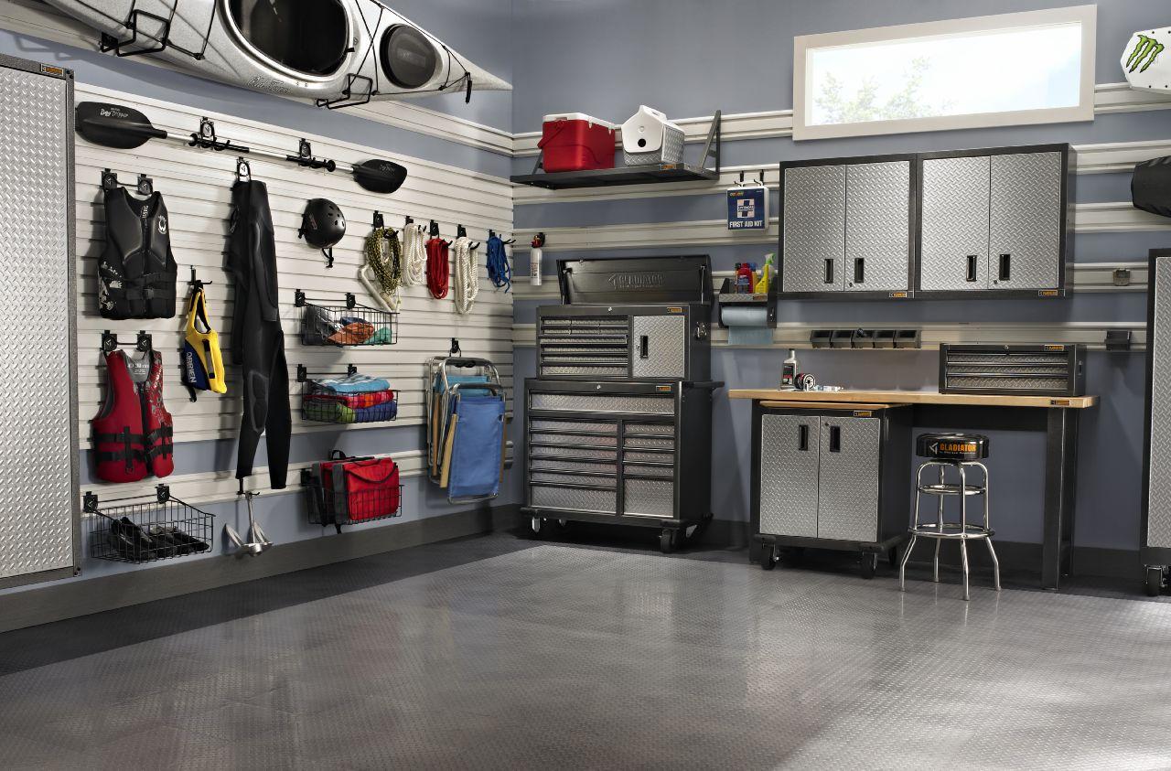 Eye catching garage & laundry room organization made simple ...