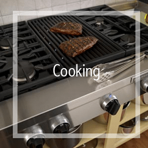 stoves and cooking appliances in dallas