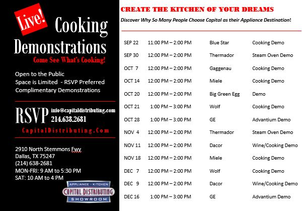 Cooking-Demo-Email