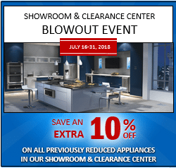 Showroom and Clearance