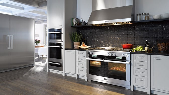 Experience The Difference With Miele Premium Kitchen Appliances at Capital Distributing Dallas TX