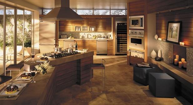Come Home To A Viking Professional Series Kitchen | Capital Distributing Dallas TX