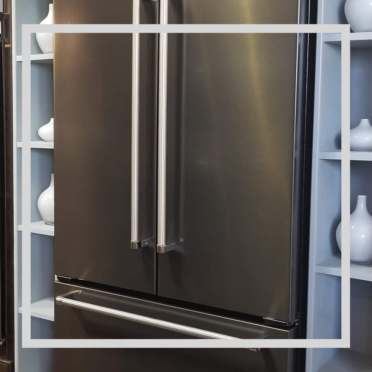 Capital Distributing has KitchenAid Refrigerators | Call Us 214.638.2681