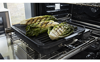 KitchenAid Smart Oven with Powered Attachments | Get It At Capital Distributing 214.638.2681