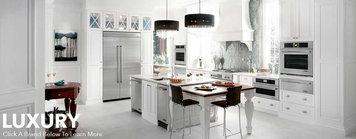 Luxury Appliances High End Kitchen Appliances At Capital Distributing