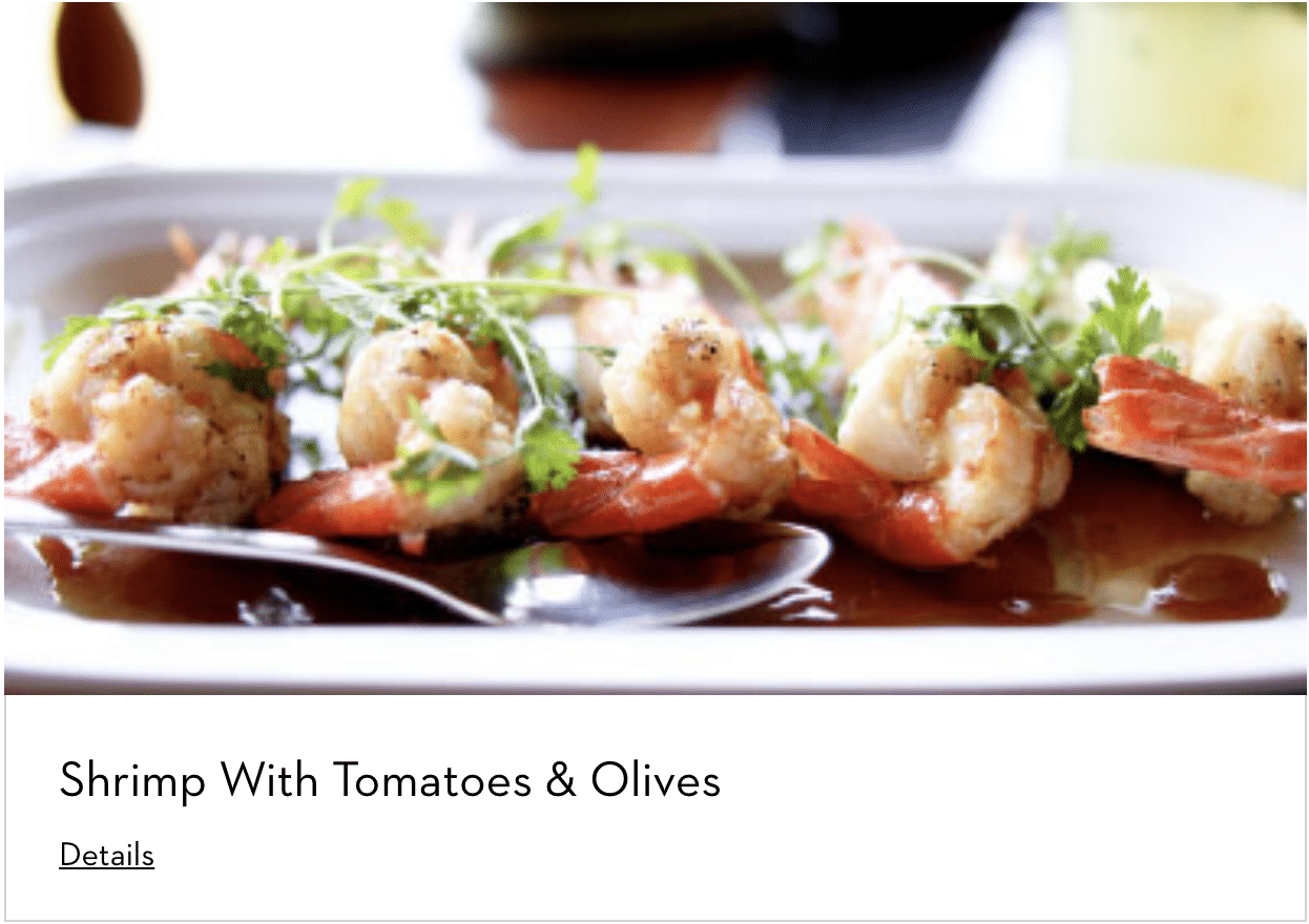 Shrimp Made With Dacor Kitchen Appliances