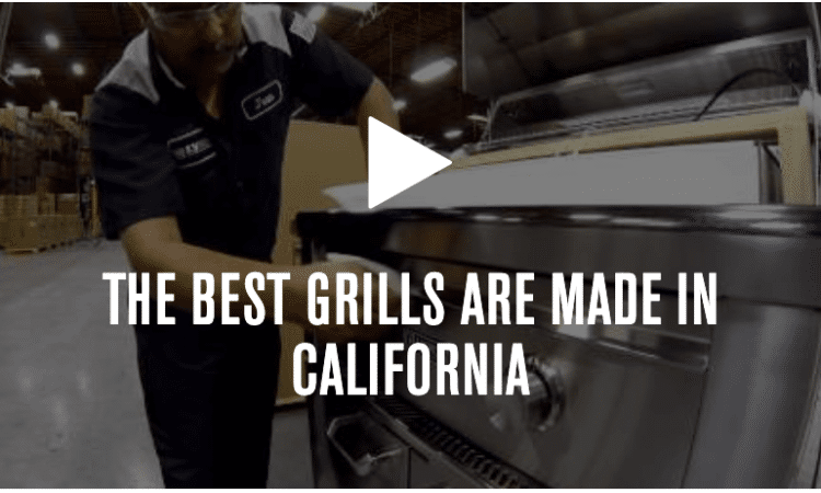 Lynx Grills- Made in California