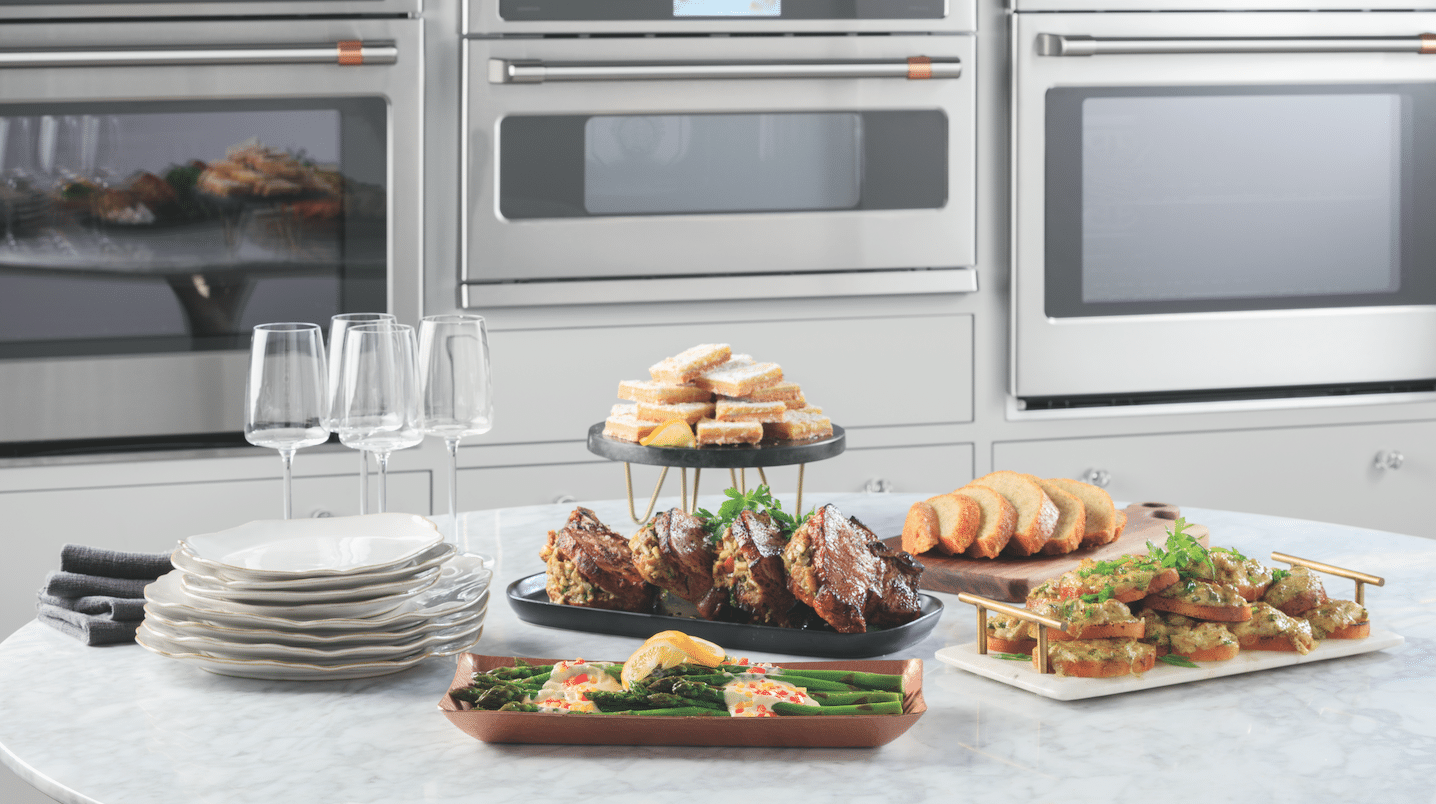 Cafe GE appliances available at Capital Distributing