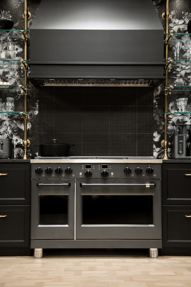 Cafe GE Oven, Stovetop, and more offered at Capital Distributing